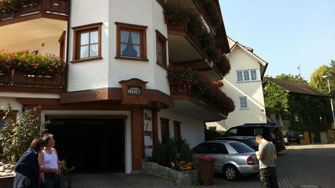Bodensee, Haus Seehang