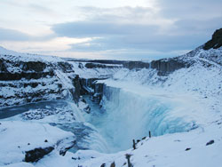 Gullfoss- the water fall